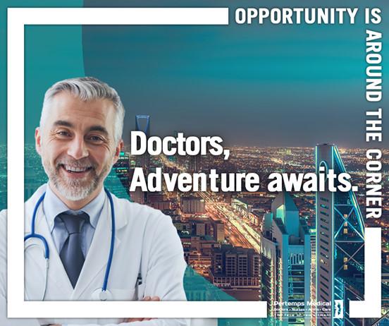 International Recruitment | Pertemps Medical